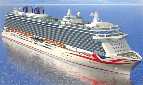 Pu0026O Cruises - Ships And Itineraries 2018 2019 2020 | CruiseMapper