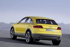 Audi Q4 Occasion : audi q4 le futur concurrent du bmw x4 sur les rails photo 3 l 39 argus ~ Gottalentnigeria.com Avis de Voitures