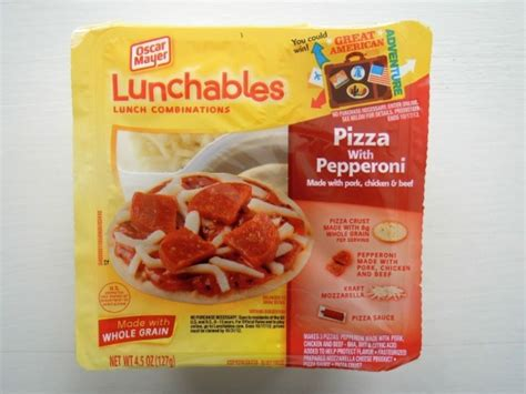 pizza lunchables hack   heat    iron blow