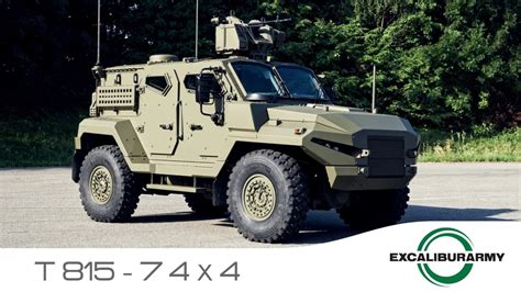 At Eurosatory 2018 Excalibur Army Introduces Brand New