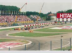 Ayrton Senna Pictures from Imola 1994 StartingGrid