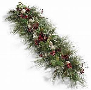Christmas Plaid Garland Christmas Decor Traditional