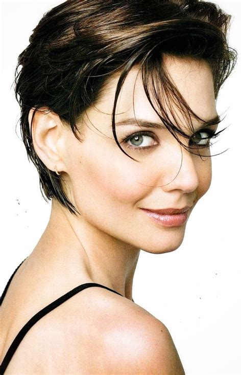 katie holmes hairstyles hairstylo