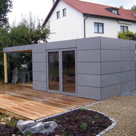 Gartenhaus Aus Carport Bauen  My Blog