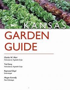 Kansas Garden Guide Manual