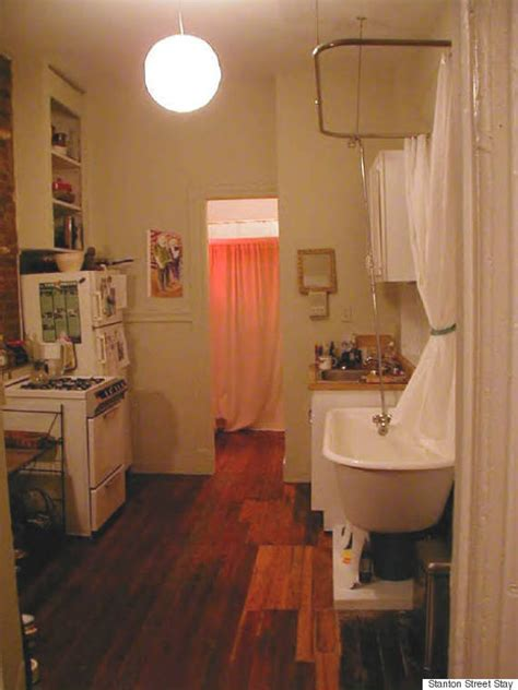 nyc apartment    including  shower