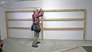 Schrank Für Keller : genial fu verw hnen ana wei einfache und schnelle diy garage oder im keller regale f r tote ~ Yasmunasinghe.com Haus und Dekorationen