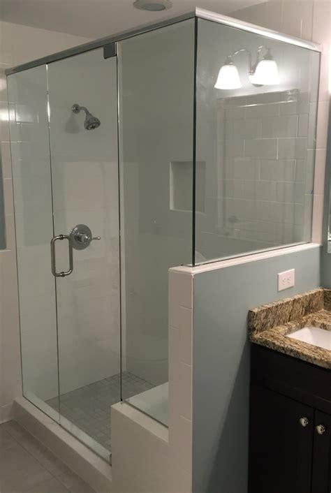 frameless shower frameless showers with header frameless shower doors