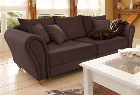 Big Sofa Grün by Home Affaire Big Sofa 187 171 Kaufen Otto