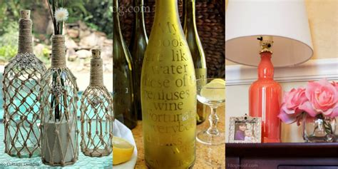 9 Diy Crafts You Can Make Using Empty Spirit Bottles