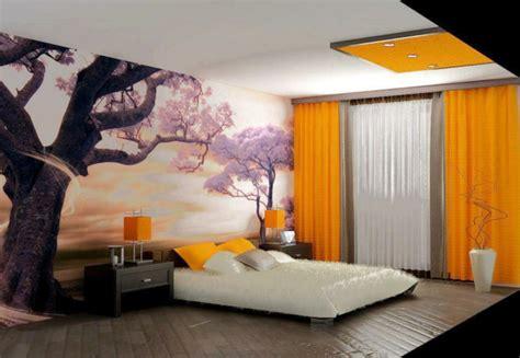 chambre style asiatique déco chambre japonaise