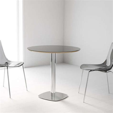 table de cuisine ronde en verre table de cuisine ronde en verre petit espace circus 4