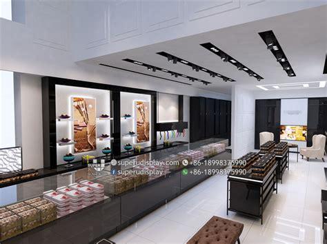 rj chocolate shop design store interior display design