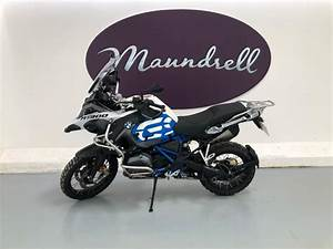 Used 2017 Bmw R1200gs Adventure Te Rallye For Sale In Oxfordshire