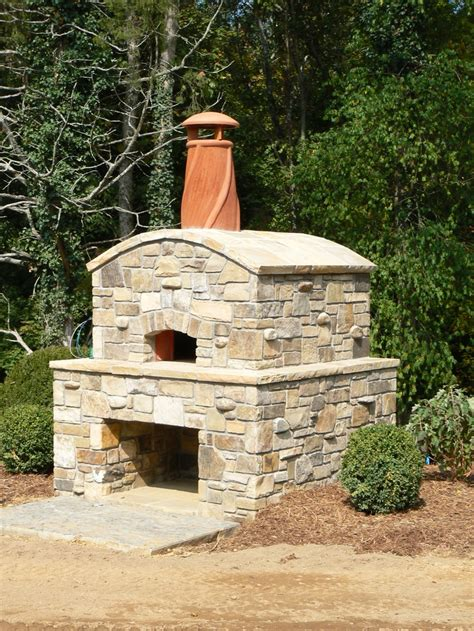 pizza oven outside outdoor pizza oven casual cottage