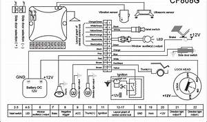 Car Alarm Wiring Diagrams Free Images
