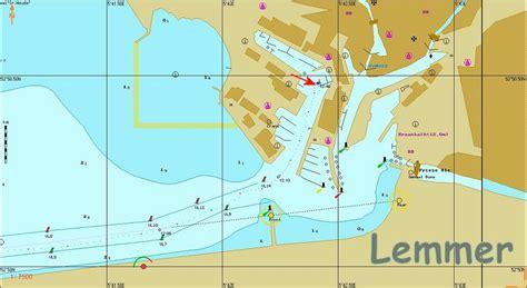 365sterne Friesland 2011 Liegeplätze, Gezeit
