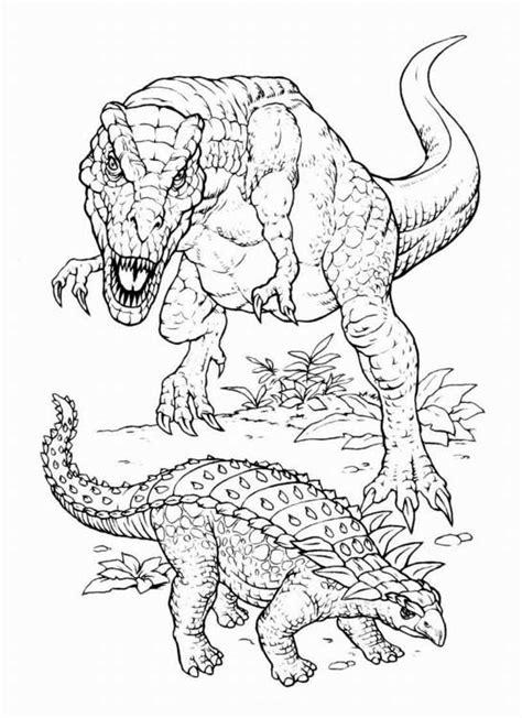 raskraski dinozavry