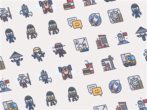 Icons On Creative Market