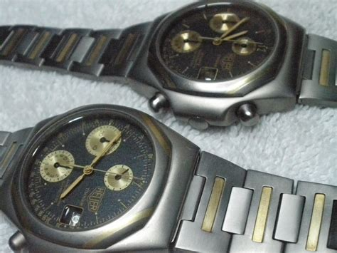 Heuer Mystery- Identical Serial Numbers/ Different Watches