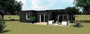 Maison Modulaire Bois : maisons a ossature en bois tous les fournisseurs ~ Melissatoandfro.com Idées de Décoration