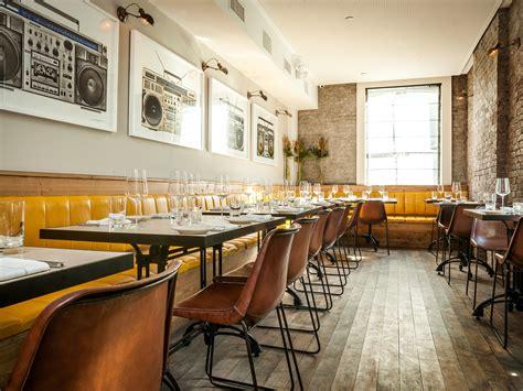 restaurants   york city  conde nast
