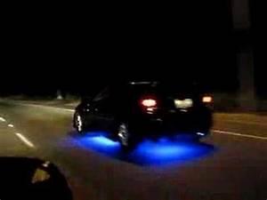 My Celica w Neon Underglow 2