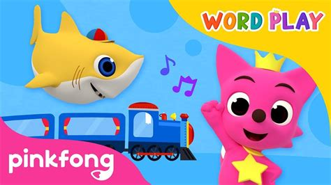 baby shark    word play  nursery rhyme