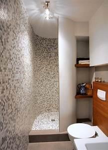 Kleines Bad Dusche : mosaik fliesen f r bad ideen f r betonung einzelner bereiche ~ Markanthonyermac.com Haus und Dekorationen