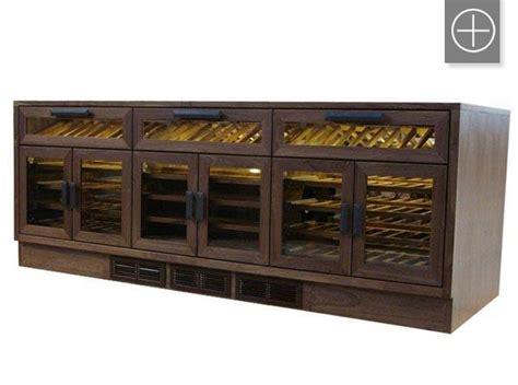 Wine Storage Credenzas - wine credenza gallery custom wine crendza gallery