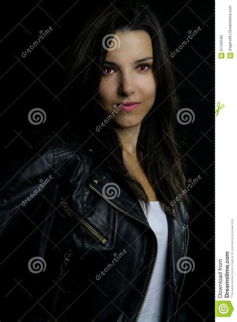 Beautiful Vampire Stock Photo  Image 57100190