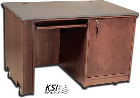 Esl Desk by Esl Pd48 Presentation Desk Ksipro