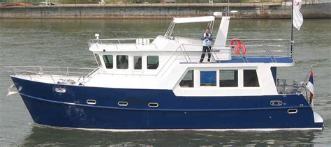 Build Your Own Pedal Boat by Trawler Yacht 48 Trawlers Passagemakers Live Aboard