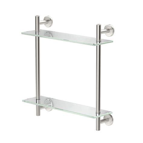 Bathroom Shelves Nickel