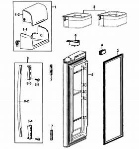 Samsung Refrigerator Wiring Diagram
