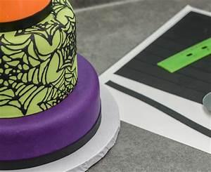How To Make a 3 Tier Spider & Web Fondant Cake Cakes