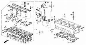 Integra Gsr Cam Cap Bolt Question  - Honda-tech