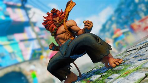 Street Fighter V Arcade Edition è Finalmente Disponibile