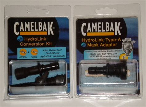Gas Mask Conversion Kit And Camelbak Type