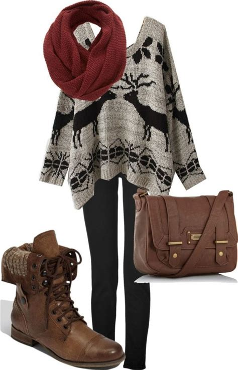 cozy sweater outfit ideas  fall winter styles weekly