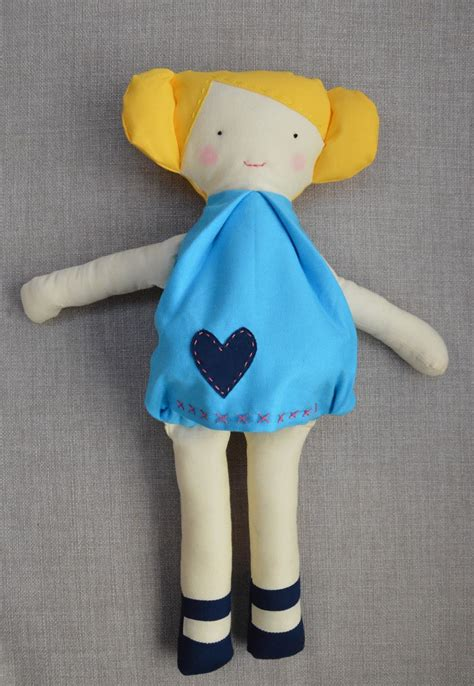 ultra cute homemade rag doll tutorials