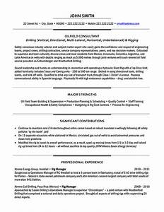 Top oil gas resume templates samples for Free oil and gas resume templates