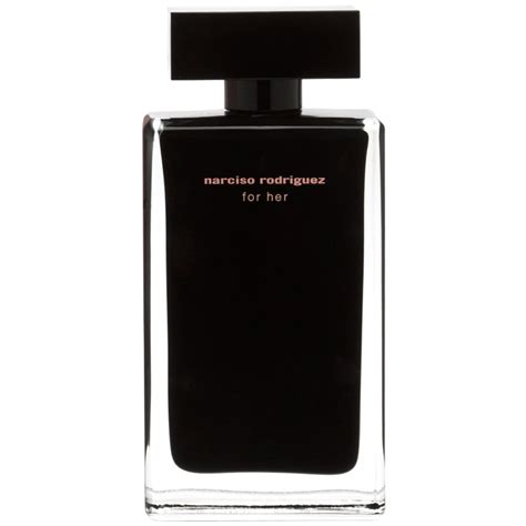 narciso rodriguez for eau de toilette shouet