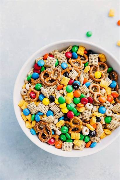 Chocolate Snack Mix Cereal Recipe Chex Trail
