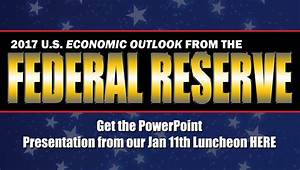 Federal Reserve 2017 Economic Outlook Presentation – NTXAMP