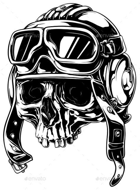 Skull With Bandana Drawing at GetDrawings | Free download