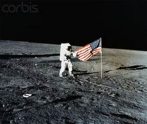 Man On the Moon Landing - Pics about space
