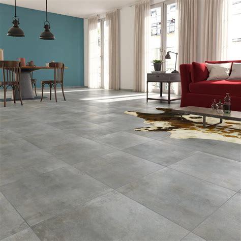 deco peinture cuisine tendance carrelage effet beton gris clair carrelage idées de