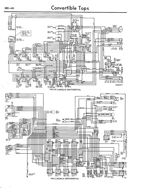 1959 Cadillac Power Seat Wiring Diagram by 1957 1965 Accessory Wiring Diagrams 3wd Black Bedroom