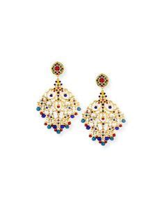 Fashion Jewelry | Swarovski crystal drop earrings, Jewelry ...